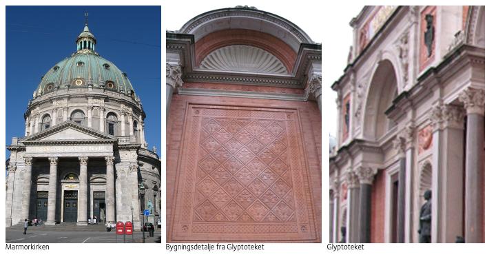Marmorkirken-Glyptoteket-Bygningsdetalje-Historicismen