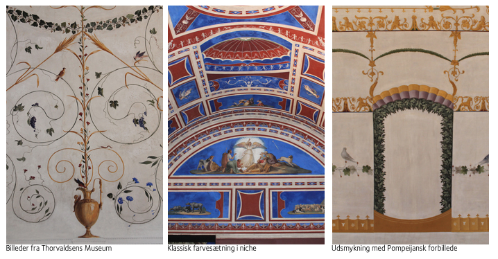 ThorvaldsenMuseum-FarvesætningNiche-PompejianskForbillede_HIstoricisme